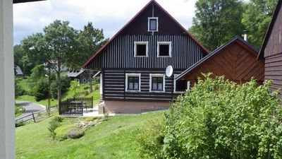Photo for Holiday house with sauna and panorama of the Giant Mountains (Krkonoše)