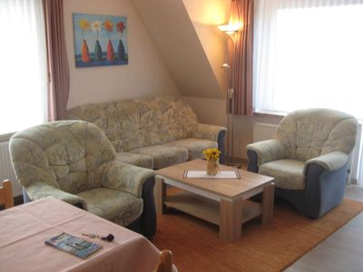 Photo for App. 4 3-room balcony - BUE - Apartment house Am Altenhof