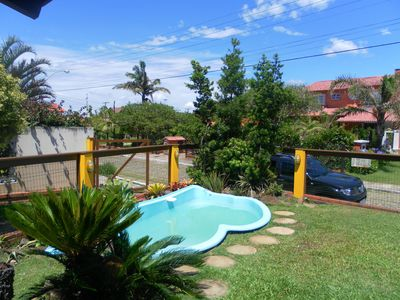 Photo for 3 qtos (2 suites), 7 bwcs, 3 double beds, 1apto homemade, 3 Splits, Internet WI FI