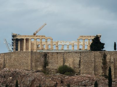 Photo for ACROPOLIS view apt in the historical center ATHENS