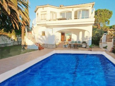 Photo for Quiet Location, Near Beaches,  Private Pool, Views & free WIFI