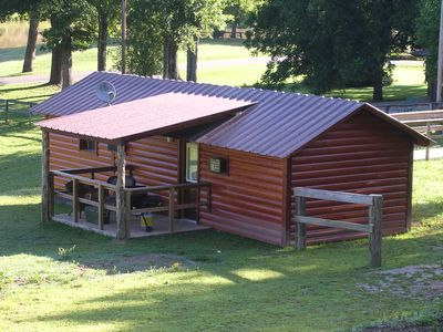 Photo for The Cabin at Panther Valley Ranch