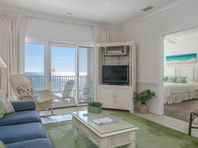 Photo for HAVE A BALL with Kaiser in Dolphin Key #4B: 3 BR/3 BA Condo in Orange Beach Sleeps 8