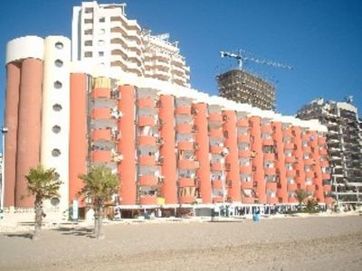 Photo for Calpe: apartment/ flat - Calpe ,  on the beach