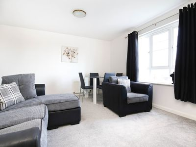 Photo for Week2Week Beautiful Tynemouth Apartment 2 Bed 2 Bath
