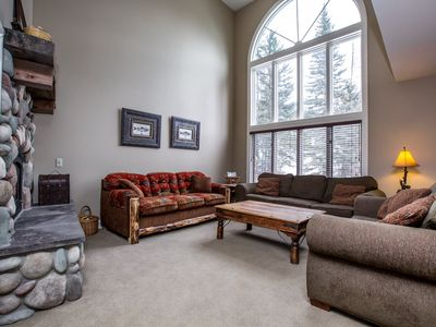 Photo for SKI IN SKI OUT- 3 Bed 3 Bath