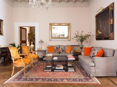 Photo for Via dell'Arco dei Banchi - luxury 4 bedrooms serviced apartment - Travel Keys