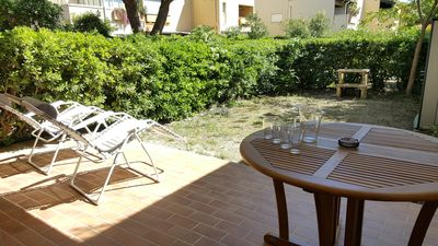 Photo for T3 FULL FOOT, QUIET, NEAR BEACH, SHOPS, RESTAURANTS. CAR PARK. WIRELESS