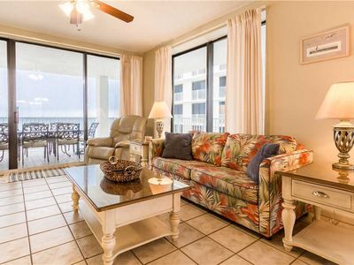 Photo for HOT DEALS! | Gulf Front | Beautiful View | Liquid Life