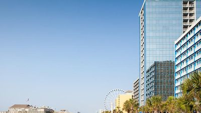 Photo for Visit Myrtle Beach with SeaGlass Towers!
