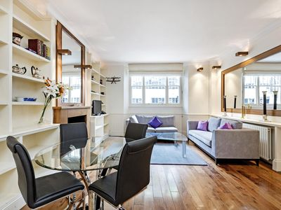Photo for Stunning, spacious South Kensington holiday home