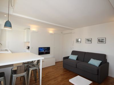 Photo for DUPLEX at 20' from  Eiffel Tower and 5' from the Metro: Convention & Boucicaut