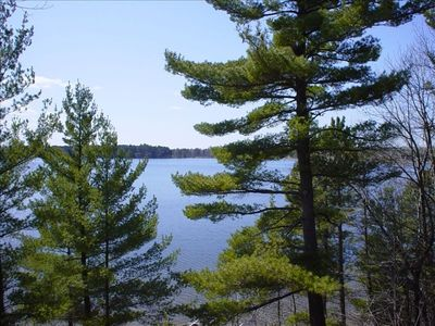 Photo for Beautiful Sandy Beach on Lower Hay Lake on/White Fish Chain!