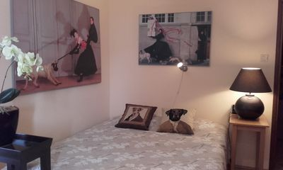 Photo for a beautiful, large room of 18m2