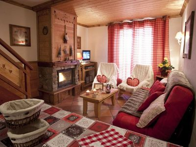 Photo for 3BR Apartment Vacation Rental in La Plagne Montalbert