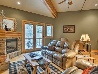 Photo for NEW! Downtown Estes Park Studio w/Private Balcony!