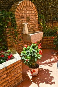 Photo for Romantic getaway steps from the Vatican: home with private garden