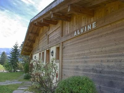 Photo for Chalet Alvine, Megève