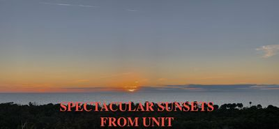 Photo for Vanderbilt Beach Spectacular Sunsets + Gulf Views to boot! ! 3 min to Beach