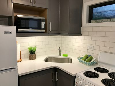 Stylish new kitchen Fully Equipped!