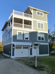 Photo for Relax In A New 4 Bedroom House -  Few Steps From The Beach!