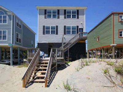 Photo for Family Seaclusion - Oceanfront in Garden City Beach