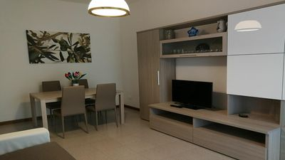 Photo for 1BR Apartment Vacation Rental in Pero, Lombardia