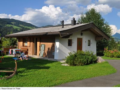 Photo for Holiday house in the holiday village in Kitzbüheler Alpen