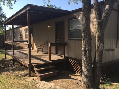Photo for Manufactured Home In Quiet Community, Convenient to Texas A&M University