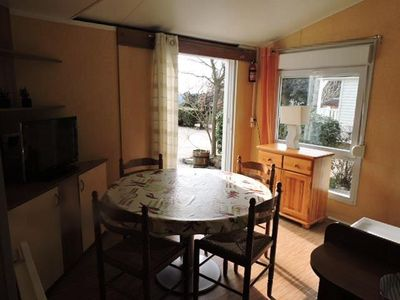 Photo for Camping Les Terrasses Provençales *** - Mobile home Grand Confort 3 rooms 4 persons