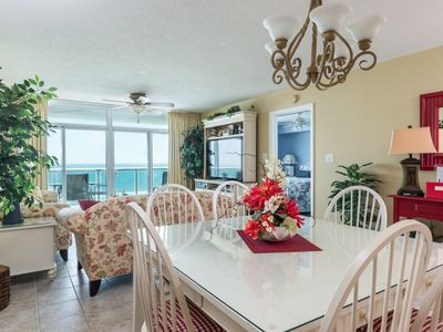 Photo for Blue Water Keyes -  603 Beautiful 3 bedroom condo with a great ocean front view.