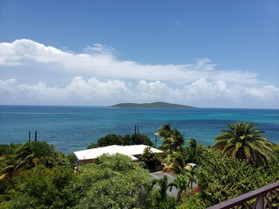 Photo for *Newly Listed* Diamond in the Sun-Breathtaking Buck Island View