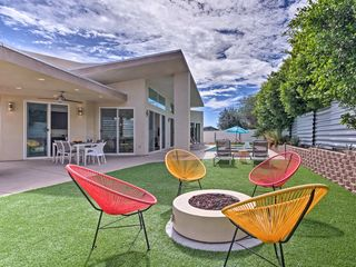 Zentrales Palm Springs House mit