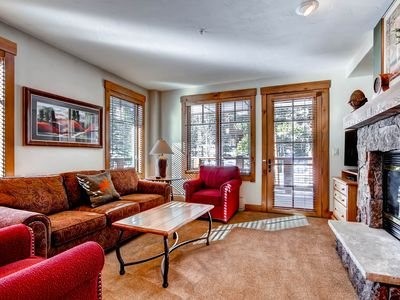 Photo for Ski In Gondola Out in this Fantastic Condo with Guest Shuttle and Walk to Main!