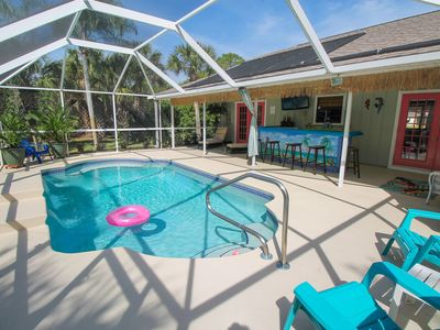 Photo for 3/3 Private Pool, Pet Friendly Home