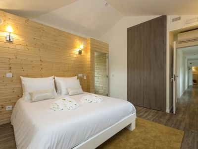 Photo for QUINTA DO RIO - Room (D) -Hotel rural - Restaurant- Small. lunch included