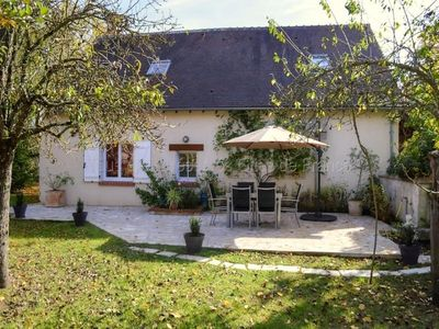 Photo for Gite Cangey, 2 bedrooms, 4 persons