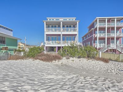 Photo for Beach Baby I Gulf Shores Gulf Front Vacation House Rental - Meyer Vacation Rentals