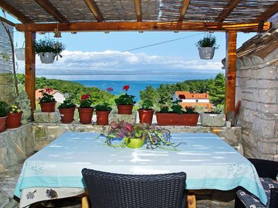 Photo for Holiday house Vela Luka for 2 - 3 persons with 1 bedroom - Holiday house