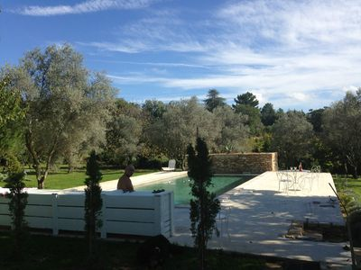 Photo for Large house of character 400m² sleeps 23 Dream Pool Garden 3500 m²