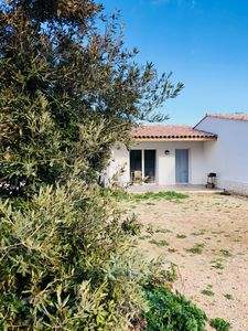 Photo for PRETTY MINI VILLA T3 NEUVE, IN CHARMING RESIDENCE WITH SWIMMING POOL AND PARKING