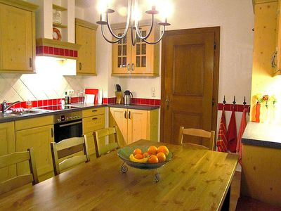 Photo for House 1.4 km from the center of Mittersill with Parking, Internet, Washing machine, Balcony (31411)