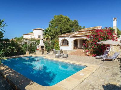 Photo for Vacation home Fiona in Jávea/Xàbia - 6 persons, 3 bedrooms
