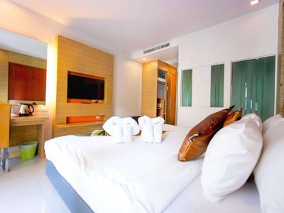 Photo for Andatel Deluxe Swimming View Room