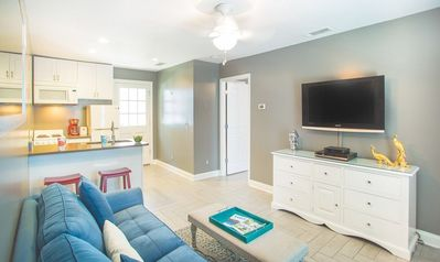 Photo for Stay with Lucky Savannah: High value carriage house + private garage parking