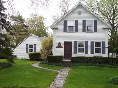 Photo for Beautiful restored and renovated 1880 home.  Best Location! Labor Day Special!!