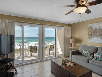 Photo for Gorgeous 2nd Floor Condo in Heart of Destin! Gulf Front, Pool, Beach Boardwalk