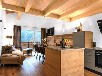 Photo for Westwood apartment, chalet apartment with 360 degree mountain views