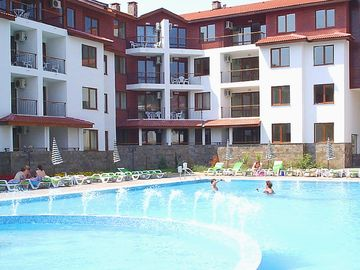 One Bedroom Fully Furnished Flat in the Apollon Complex in Sunny Beach/Nesebar