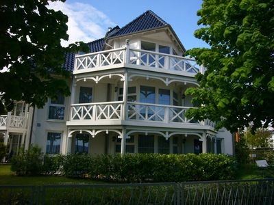 Photo for Apartment Haus Strelasund 09 in the Baltic resort of Binz on Rügen - Strelasund 09